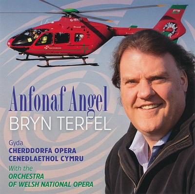 Anfonaf Angel, Bryn Terfel