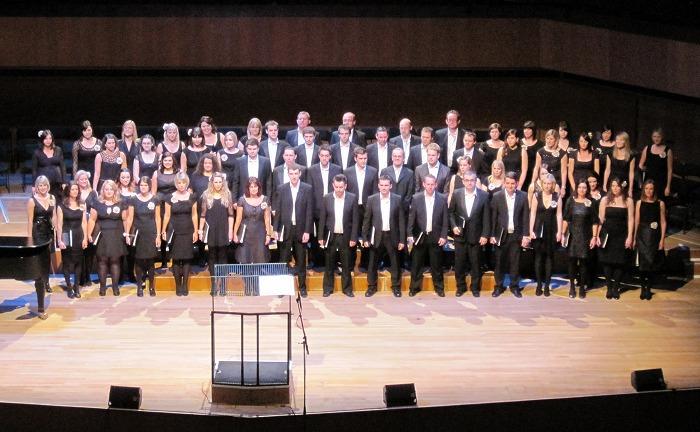 Cyngerdd Hydref 2011 Whitacre